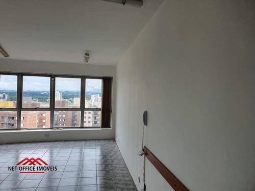 Imagem 1 de 7 de Sala, 31 M² - Venda Por R$ 150.000,00 Ou Aluguel Por R$ 500,00/mês - Centro - São José Dos Campos/sp - Sa0135