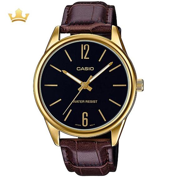 Relógio Casio Masculino Mtp-v005gl-1budf Com Nf