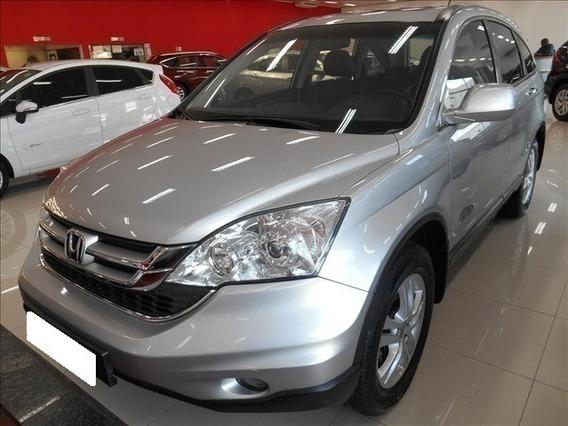Honda Cr-v 2.0 Exl Prata 16v 4x4 Gasolina 4p