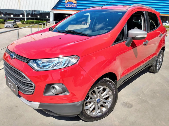 Ford Ecosport Freestyle 1.6 Flex Manual 2015/2015 Única Dona