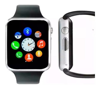 A1 Relógio Smart Watch Bluetooth Chip Android LG Moto