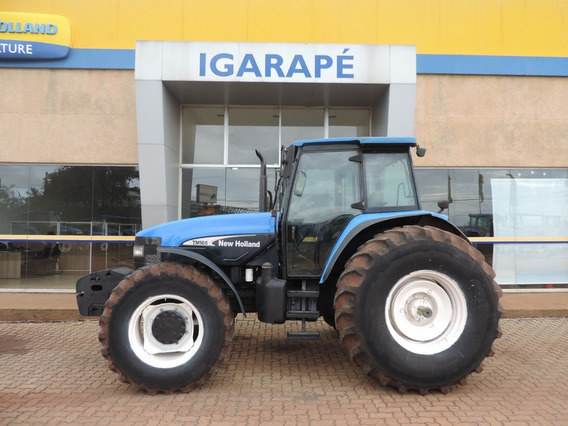 Trator New Holland - Tm 165