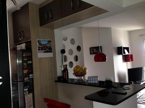Apartamento Em Parque Taboão  -  Taboão Da Serra - 1407