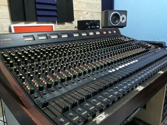 Mesa De Som Yamaha M1532 = Pm2000. Api, Neve, Amek, Neumann.