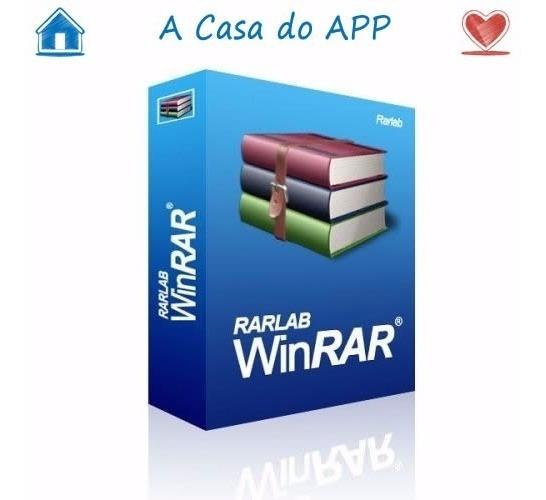Licença Vitalícia Winrar 5.61 Última Versão Envio Imediato
