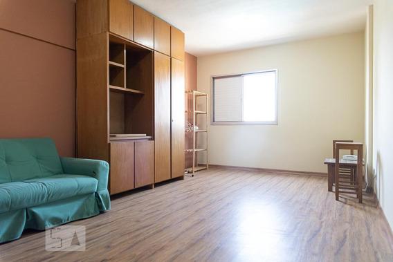 Apartamento Para Aluguel - Santa Cecília, 1 Quarto, 38 - 893116031