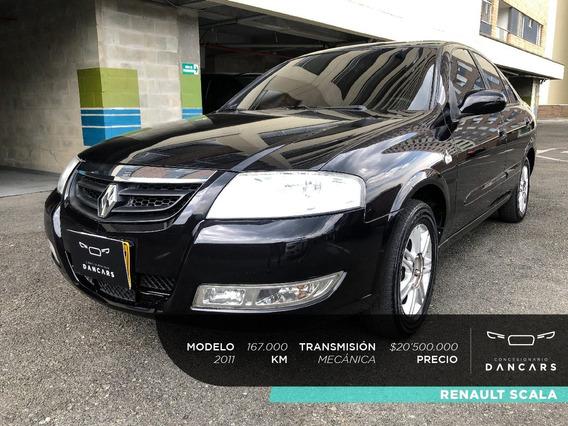 Renault Scala Modelo 2011 Con 167.000km Perfecto Estado