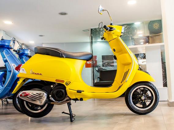 Vespa Sxl 150 Cc Motoplex Pilar - No Pcx - No Yamaha -