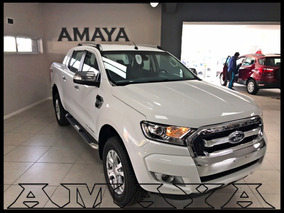 Nueva Ford Ranger Limited Automática 4x4 Doble Cabina Amaya
