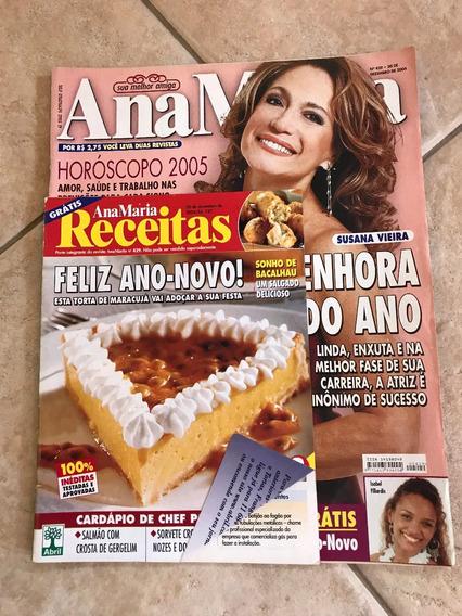 Revista Ana Maria 429 Susana Vieira Juliana Paes