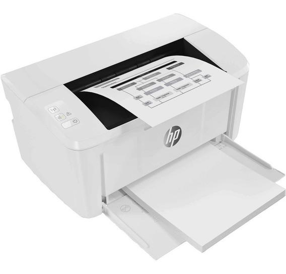 Impressora Hp Laserjet Pro M15w Monocromática Wifi - 220v - Envio Imediato