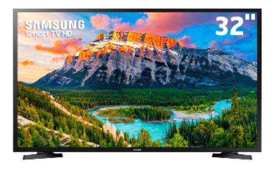 Smart Tv 32 Led Hd Un32j4290 Com Conversor Digital E 2 Hdmi Usb Wifi Samsung