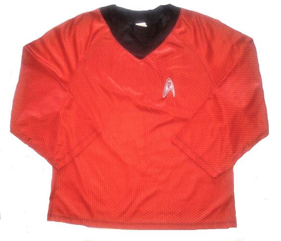 Pack De 4 Playeras X L Star Trek Nike Zipway Envio Gratis