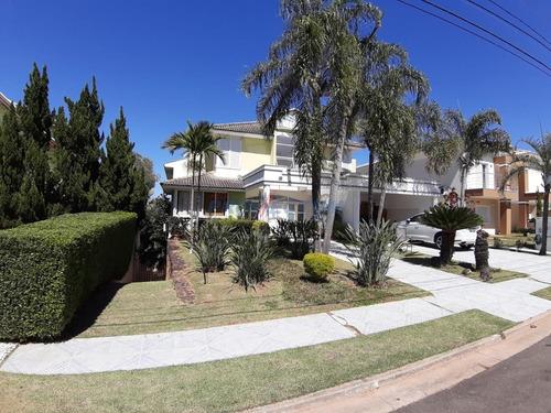 Casa À Venda Em Loteamento Alphaville Campinas - Ca282593