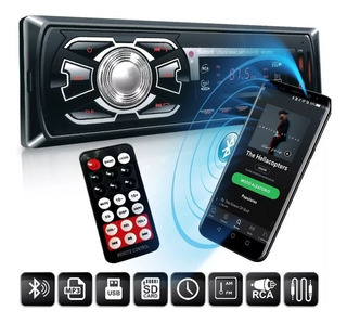 Radio Mp3 Player Som Bluetooth Firpit Opition 6630bn