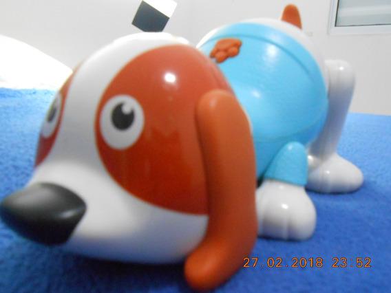 Cachorrinho Dog Steps - 004356 - First Steps -blue
