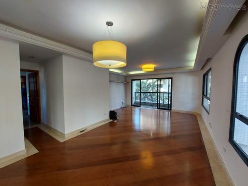 Imagem 1 de 15 de Apartamento - Moema - Ref: 510 - L-c-boule1010