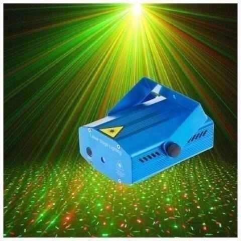 Mini Laser Projetor Compacto E Portátil.
