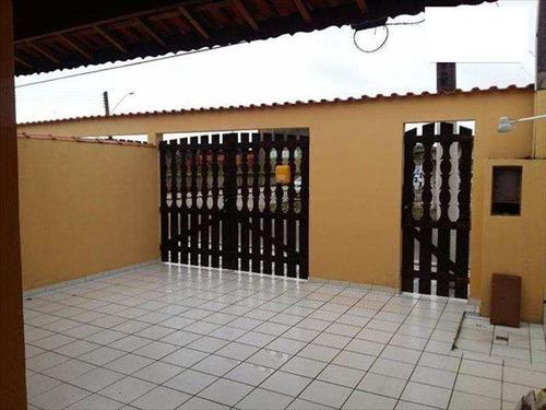 Lindo Imóvel Com 2 Dorm. 1 Suíte, Garagem Para 2 Carros Bem Localizada Mongagua - V670