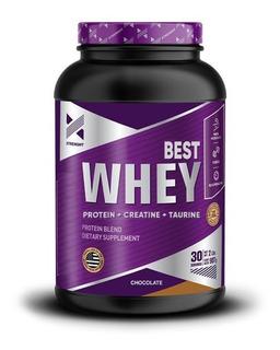 Whey Protein 1kg, Xtrenght (proteina De Suero) Best Whey