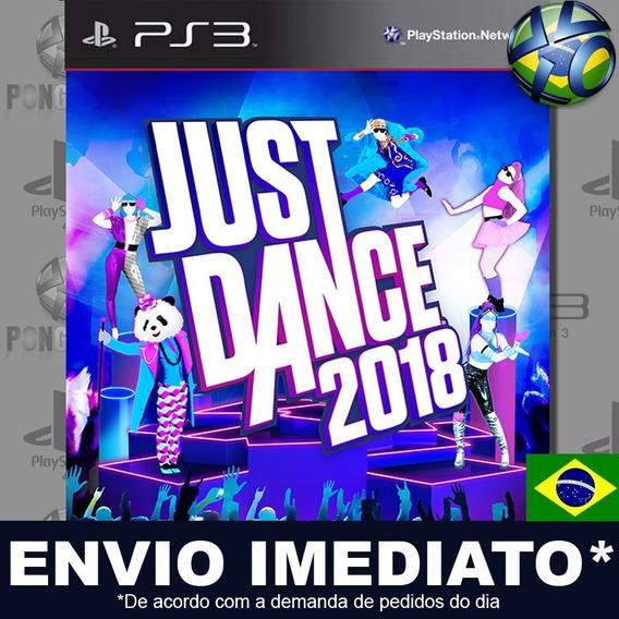 Just Dance 2018 Ps3 Psn Legendas Em Português Pt Br Promoção