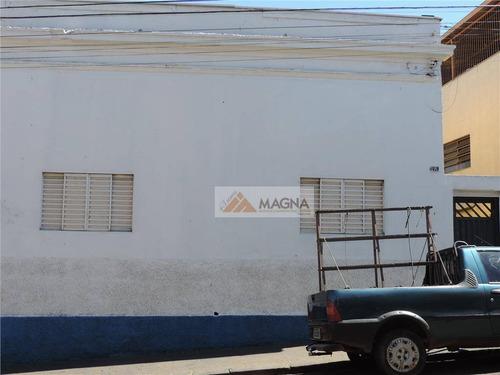 Imagem 1 de 30 de Galpão  Comercial À Venda, Campos Elíseos, Ribeirão Preto. - Ga0018