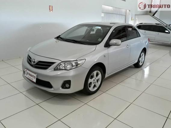 Toyota Corolla 2.0 Xei - 2013 - 2º Dono Conservadíssimo