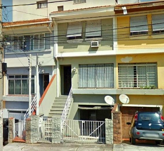 Casa Sobrado Residencial Para Reforma À Venda, Cambuci, São Paulo - Ca0665. - Ca0665