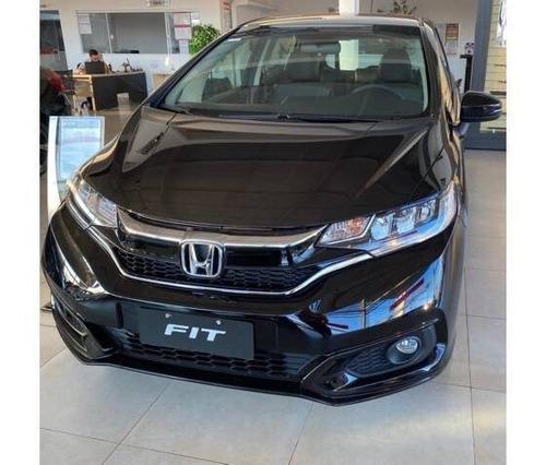 Imagem 1 de 5 de Honda Fit Exl 1.5 Cvt Km