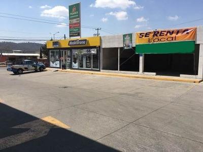 (crm-559-524) Local Comercial En Renta, Blvd. Puebla - Tepeaca