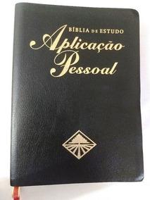 Livro Bíblia De Estudo Aplicação Pessoal Vários Autores