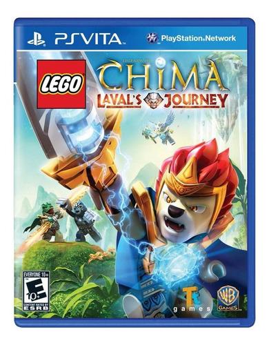 Lego Legends Of Chima Laval's Journey - Ps Vita