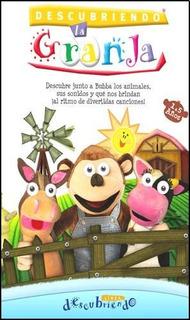 Dvd - Descubriendo La Granja - Coleccion Descubriendo
