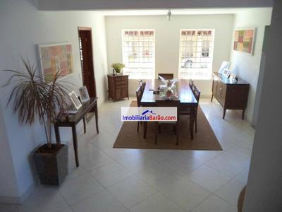 Casa Com 3 Dormitórios À Venda, 240 M² Por R$ 680.000 - Cidade Universitária - Campinas/sp - Ca1036