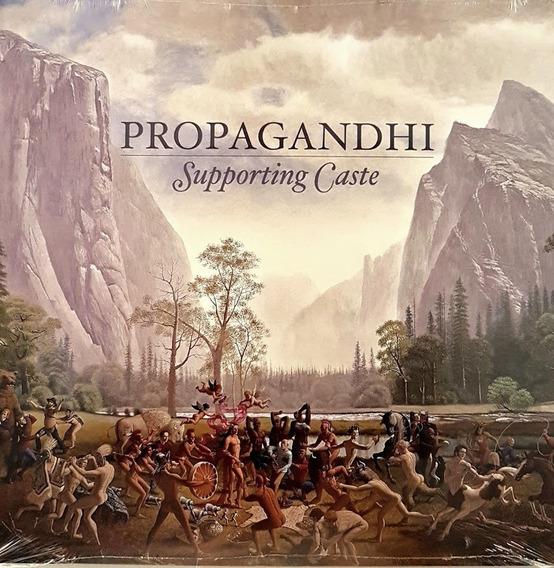 Lp Propagandhi - Supporting Caste - Vinil 180 Gr Lacrado
