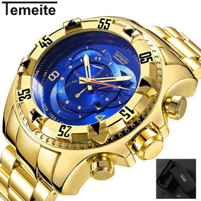 Relógio Temeite Super Luxo A Prova D