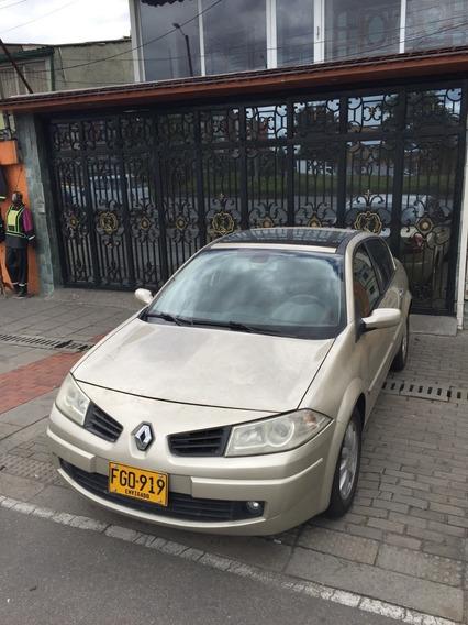 Renault Megane Ii Dynamique 2007 Recibo Vehiculo