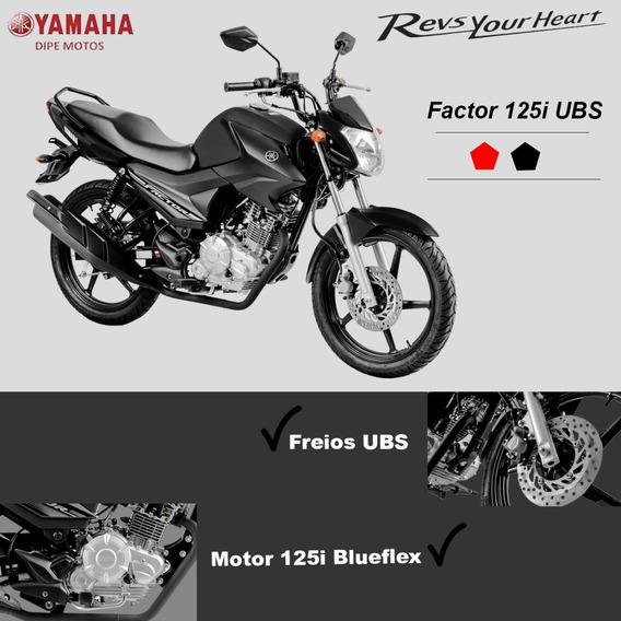Factor 125i Ed 2020 - Dipe Motos