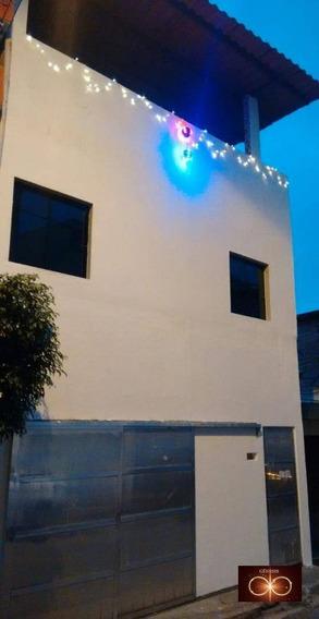 Vendo Linda Casa - Com 02 Dormitório - Ca0021