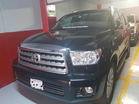 Toyota Sequoia Blindada Nivel Iii