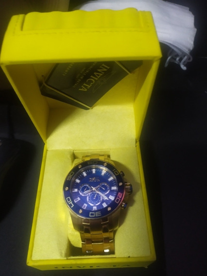 Relógio Invicta Pro Driver 26078