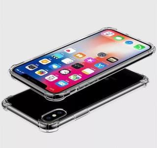 Funda Transparente Para Iphones Extra Delgada Y Reforzada