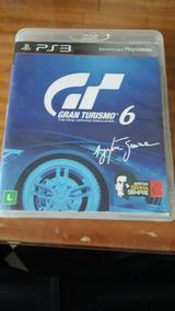 Consigo Frete Gratis Gran Turismo 6 Ps3 Mídia Fisica