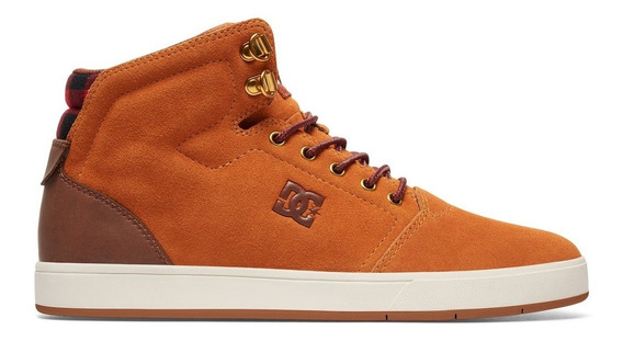Tênis Dc Shoes Original Crisis High Se Amarelo