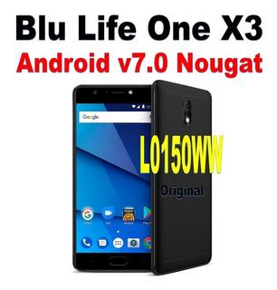 Software Original Blu One X3 L0150ww