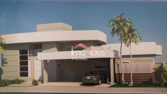Casa Residencial À Venda, Loteamento Residencial Jardim Dos Ipês Amarelos, Americana - Ca0555. - Ca0555