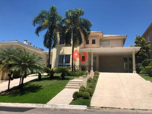 Imagem 1 de 22 de Casa Com 4 Dormitórios À Venda, 600 M² Por R$ 6.000.000,00 - Alphaville - Santana De Parnaíba/sp - Ca5964