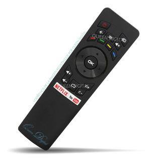 Control Remoto Smart Tv Noblex Dj43x5000 Dj32x5100 Dj50x6500