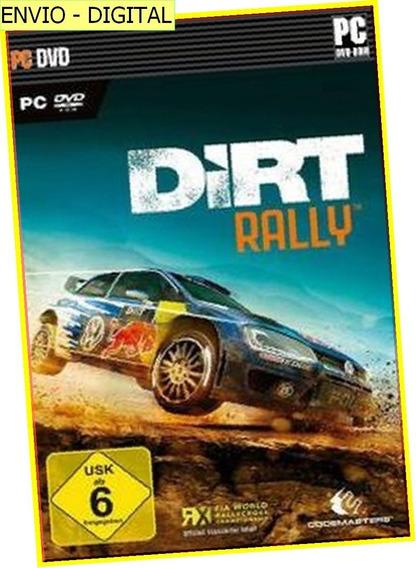 Dirt Rally V1.1 Reloaded 2016