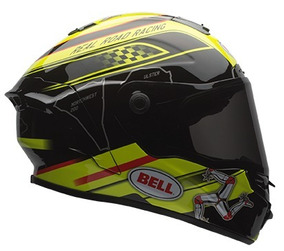 Lançamento Capacete Bell Star Tt Isle Of Man Tricomposto